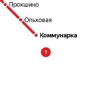 Сантехник на станции метро Коммунарка