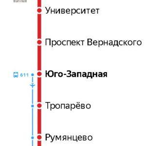 Сантехник на станции метро Юго-Западная